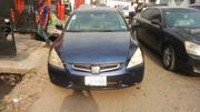Honda Accord Automatic 2004 Blue   Cars for sale in Lagos State, Ikeja