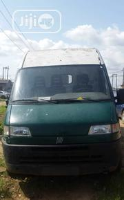 Tokunbo Fiat Ducato 2.5T 1999 Green For Sale | Buses & Microbuses for sale in Lagos State, Yaba