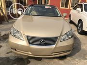 Lexus ES 2007 Gold | Cars for sale in Lagos State, Lagos Mainland