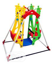 2in1 Kids Swing And Chair | Toys for sale in Lagos State, Oshodi-Isolo