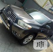 Toyota Highlander 2009 4x4 Gray | Cars for sale in Lagos State, Agege