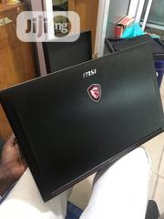Laptop MSI GS63 Stealth 8RE 16GB Intel Core i7 SSHD (Hybrid) 256GB | Laptops & Computers for sale in Lagos State, Ikeja