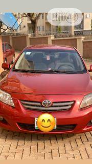 Toyota Corolla 2009 Red | Cars for sale in Abuja (FCT) State, Durumi