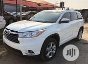 Toyota Highlander 2015 White | Cars for sale in Lagos State, Lagos Island