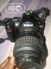 Uk Used Nikon D60 With 18-55 Mm Lens | Accessories & Supplies for Electronics for sale in Lagos State, Ikorodu