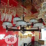 Dubai King Crystal Chandelier | Home Accessories for sale in Lagos State, Ojo