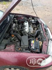 Honda Accord 1997 Aerodeck Red | Cars for sale in Edo State, Egor