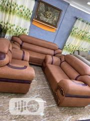Executive Imported 7seater Leather Chairs | Furniture for sale in Lagos State, Ikeja