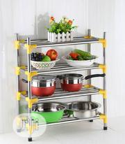 Pot And Storage Stand | Kitchen & Dining for sale in Lagos State, Lagos Island