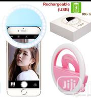 Selfie Ring Flash Recharable | Accessories & Supplies for Electronics for sale in Lagos State, Lagos Island