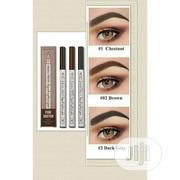 Tatoo Liquid Eyebrow Pencil With Four Fork   Makeup for sale in Lagos State, Ikeja