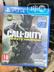 Ps4 CD CALL Of DUTY Infinite Warfare | Video Games for sale in Lagos State, Ikeja