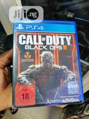 Ps4 CD CALL Of DUTY Black Ops Iii | Video Game Consoles for sale in Lagos State, Ikeja
