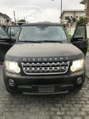 Land Rover Discovery II 2017 Black | Cars for sale in Lagos State, Lekki Phase 1