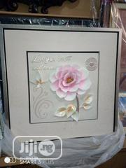 Leather High Quality Love Pedal Flowers Frame | Home Accessories for sale in Lagos State, Surulere