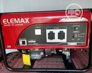 Elemax Generator Powered By Honda,Made In Japan 4kva | Electrical Equipment for sale in Lagos State, Mushin