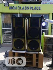 High Class Double Professional Speaker HC -2.3 Pair | Audio & Music Equipment for sale in Lagos State, Ojo