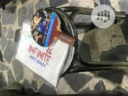 Infinite Laser Drive (Hot Shot) Professional Tennis Racket | Sports Equipment for sale in Lagos State, Surulere