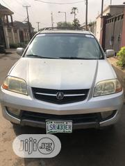 Acura MDX 2002 Silver | Cars for sale in Lagos State, Agege