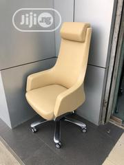 Nude Executive Swivel Office Chair | Furniture for sale in Lagos State, Lekki Phase 1