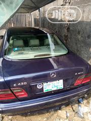 Mercedes-Benz E430 2007 Purple | Cars for sale in Lagos State, Surulere