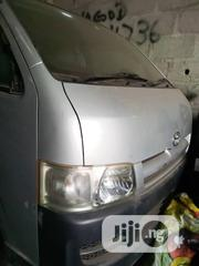 Tokunbo Automatic Diesel Engine Toyota Haice 2007 Silver For Sale | Buses & Microbuses for sale in Lagos State, Surulere