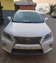 Lexus RX 2016 White | Cars for sale in Lagos State, Ajah