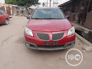 Pontiac Vibe 2005 1.8 AWD Red | Cars for sale in Lagos State, Surulere