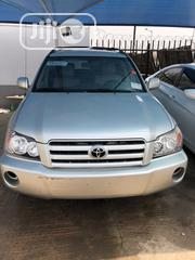 Toyota Highlander 2005 4x4 | Cars for sale in Lagos State, Alimosho