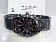 Lacoste Designer Time Piece | Watches for sale in Lagos State, Magodo