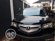 Acura MDX 2009 SUV 4dr AWD (3.7 6cyl 5A) Black | Cars for sale in Lagos State, Ikeja