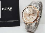 Hugo Boss Designer Wrist Watch | Watches for sale in Lagos State, Magodo
