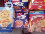 Cereals , Frosted Flakes, Honeycomb | Meals & Drinks for sale in Abuja (FCT) State, Mabushi