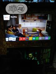LG Smart TV 55inches | TV & DVD Equipment for sale in Lagos State, Oshodi-Isolo