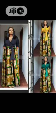 V Neck Long Gown | Clothing for sale in Lagos State, Lagos Island