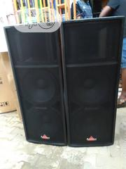 Professional Double Speaker | Audio & Music Equipment for sale in Lagos State, Ojo