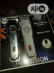 Cordless Clipper Stainless | Salon Equipment for sale in Lagos State, Lagos Island