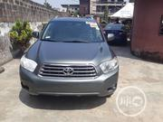 Toyota Highlander 2009 Limited 4x4 Gray | Cars for sale in Lagos State, Ikorodu