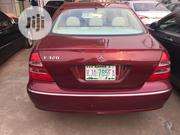 Mercedes-Benz E320 2005 Red   Cars for sale in Lagos State, Ifako-Ijaiye