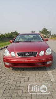 Lexus GS 1999 300 Red   Cars for sale in Lagos State, Lekki Phase 2