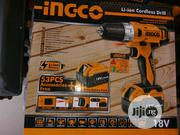 18v Li-ion Cordless Drill | Electrical Tools for sale in Lagos State, Ojo