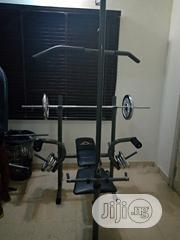 Weight Bench And Weight. | Sports Equipment for sale in Lagos State, Ikoyi
