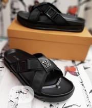 Classic Designer Louis Vuitton Slippers Available in Store | Shoes for sale in Lagos State, Lagos Island