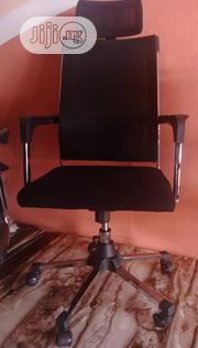 Black Office Chair | Furniture for sale in Lagos State, Ojo