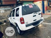 Jeep Liberty 2004 Limited 4WD White | Cars for sale in Lagos State, Lagos Mainland
