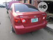 Toyota Corolla LE 2004 Red | Cars for sale in Lagos State, Mushin