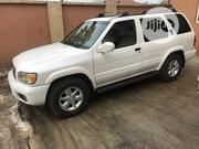 Nissan Pathfinder 2001 Automatic White | Cars for sale in Imo State, Owerri