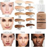 PHOERA 30ml Long Lasting Liquid Foundation | Makeup for sale in Lagos State, Ojodu