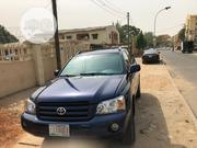 Toyota Highlander 2005 Limited V6 Blue | Cars for sale in Abuja (FCT) State, Wuse
