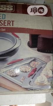 High Quality Cake Bakeware Set | Kitchen & Dining for sale in Rivers State, Port-Harcourt